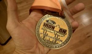 ironman arizona results 2011 finish medal