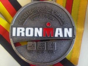 Ironman Regensburg results 2011.