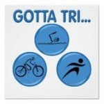 Resolve to be a triathlete