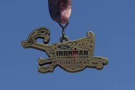 ironman st. george utah 2011