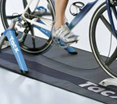 Bike Exercise Stand A wind trainer