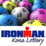2012 Ironman Hawaii lottery winners