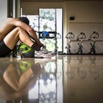 symptoms of Ironman triathlon over-training-Tired-Athlete