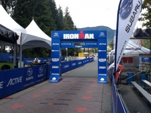 Ironman Canada Whistler results 2013-