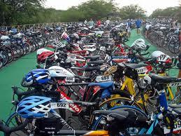 Ironman Triathlon bike nutrition tips