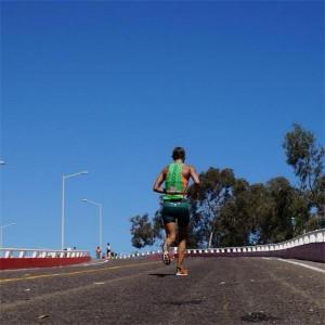 Ironman triathlon winter training