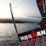 Ironman swim panic