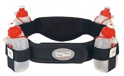 ironstruck.com  -triathlon fuel and run belt