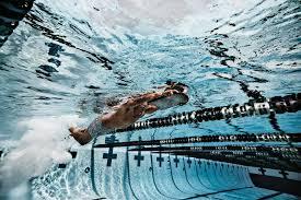 triathlon swim times